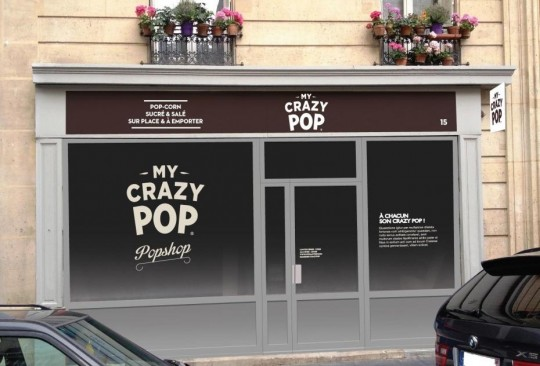 Boutique My Crazy Pop