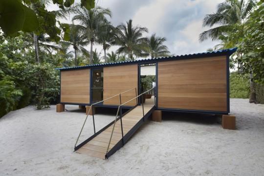 La Maison au bord de l'eau by Charlotte Perriand & Louis Vuitton