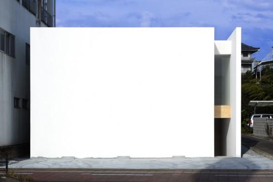 Maison sans fenêtres