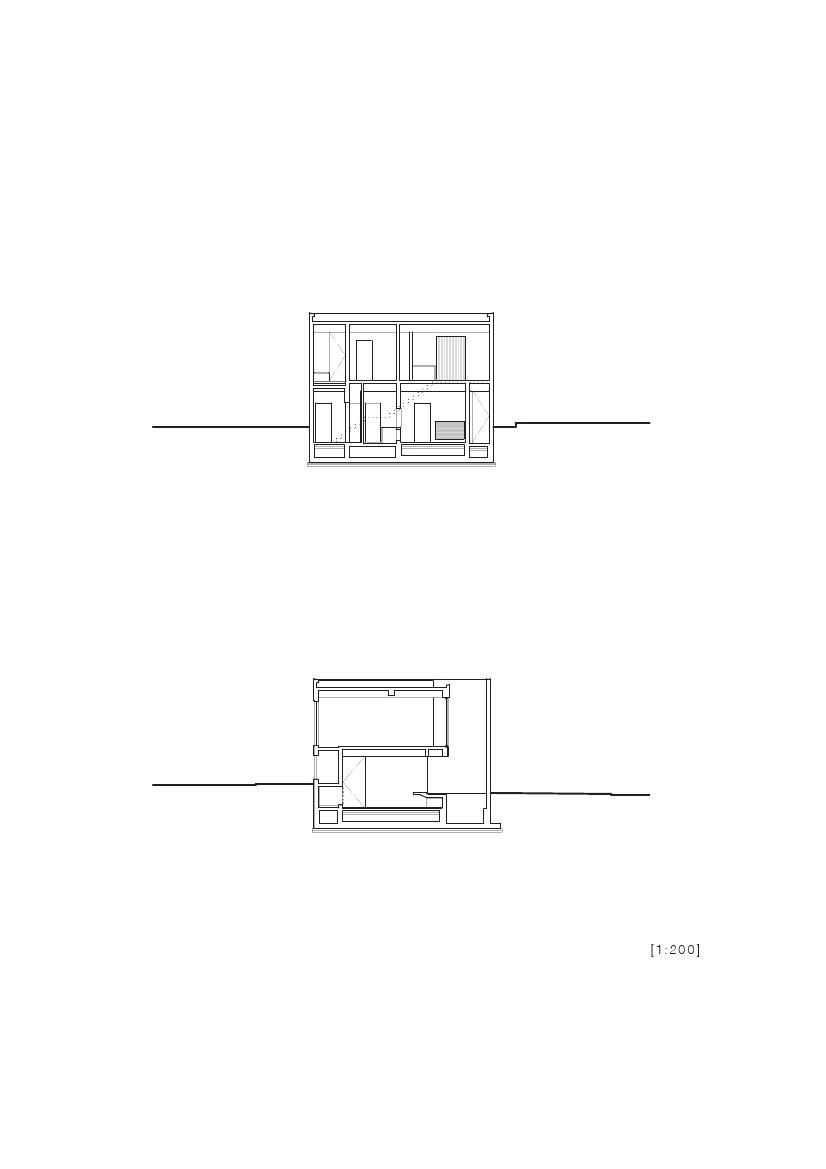 maison sans fen tres plan de coupe. Black Bedroom Furniture Sets. Home Design Ideas