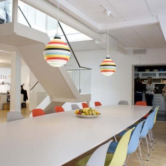 Suspension PXL Colors intérieur design