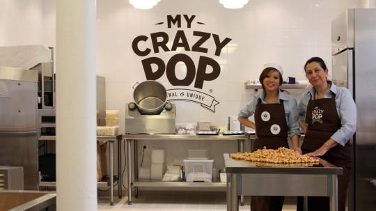 my Crazy Pop - bouitique de pop corn par Nathalie Nguyen, ex-candidate de MasterChef