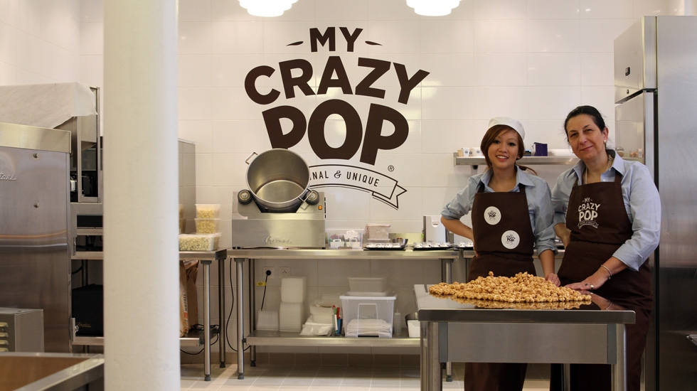 My Crazy Pop : Le Concept Store 100% Pop Corn