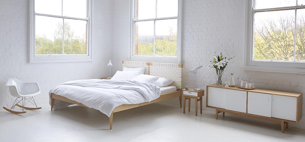 d coration vintage chambre. Black Bedroom Furniture Sets. Home Design Ideas