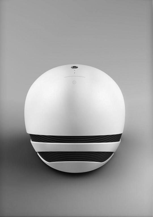 Keecker - robot multimédia autonome pour la maison