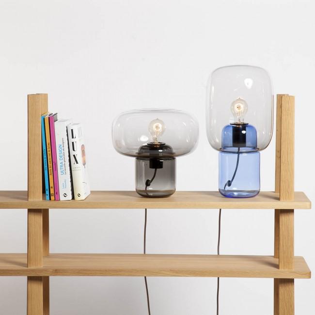 lampe design verre