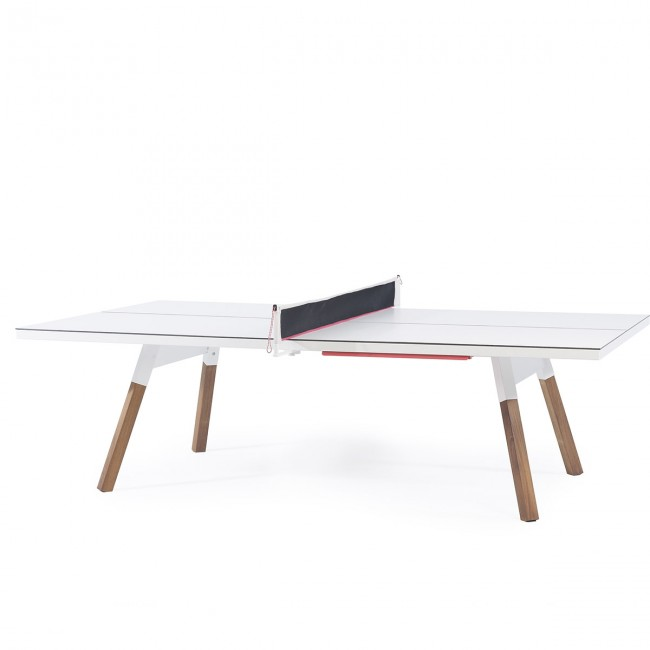 Table de ping pong transformable en table à manger You and Me RS Barcelona