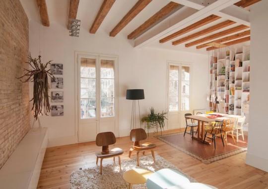 Petit appartement 3 astuces pour doubler sa surface - Deco appartement petite surface ...