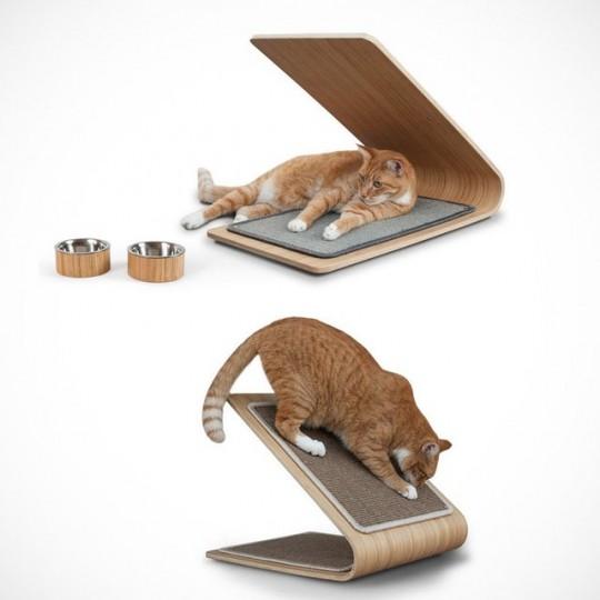 Planche à griffer pour chat Astoria