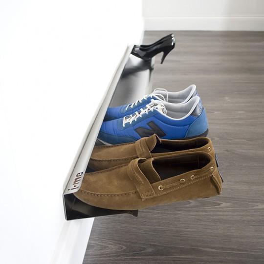 Rangement chaussures sur rail - Amazon rangement chaussures ...