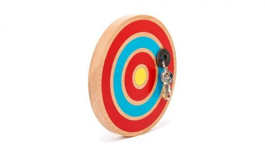 Cible magnétique range-clés
