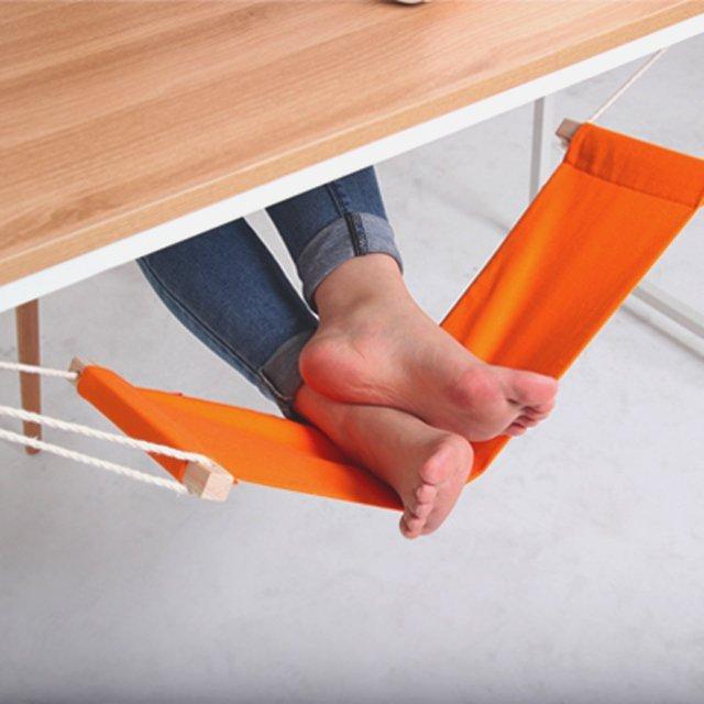 FUUT : Hamac pour reposer vos pieds au bureau