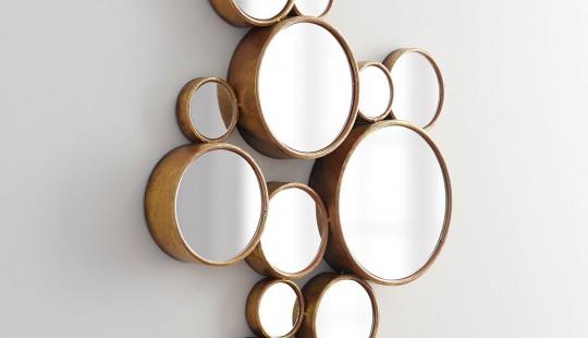 Miroir design Bubble