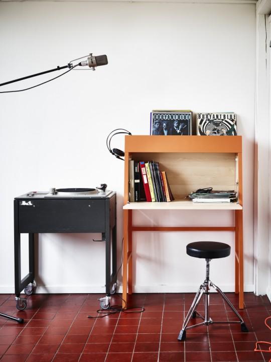 Secrtaire Ikea PS Un bureau design qui ne prend pas beaucoup de