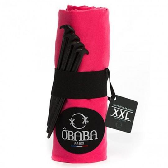 Serviette de plage anti-vent Obaba Windbreak Towel
