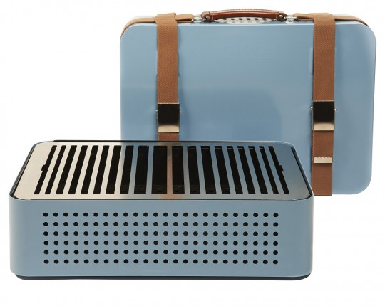 Barbecue portable Mon Oncle tranportable comme une valise