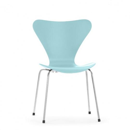 Chaise série 7 pas chère inspirée de la chaise design originale