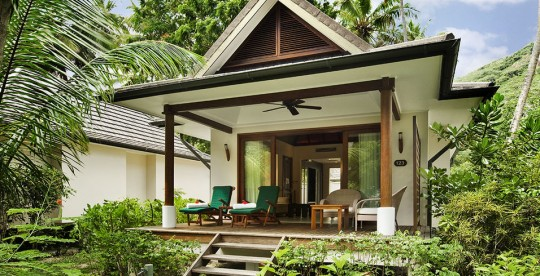 Hotel Hlton Labriz Seychelles - Garden Villa