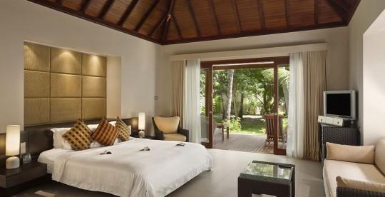 Hotel Hlton Labriz Seychelles - Garden Villa a quelques mètres de la plage