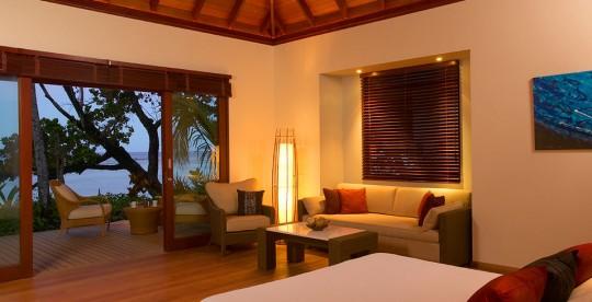 Hotel Hlton Labriz Seychelles - intérieur Beachfront Villa de 101m2
