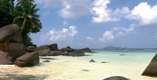 Hotel Hlton Labriz Seychelles - plage paradisiaque