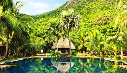 Hotel Hlton Seychelles