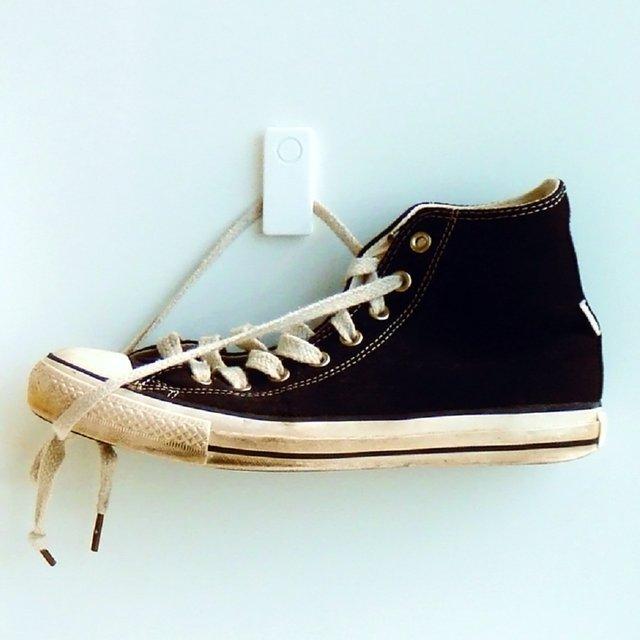 Clip aimanté Endo : Une solution originale pour ranger vos chaussures