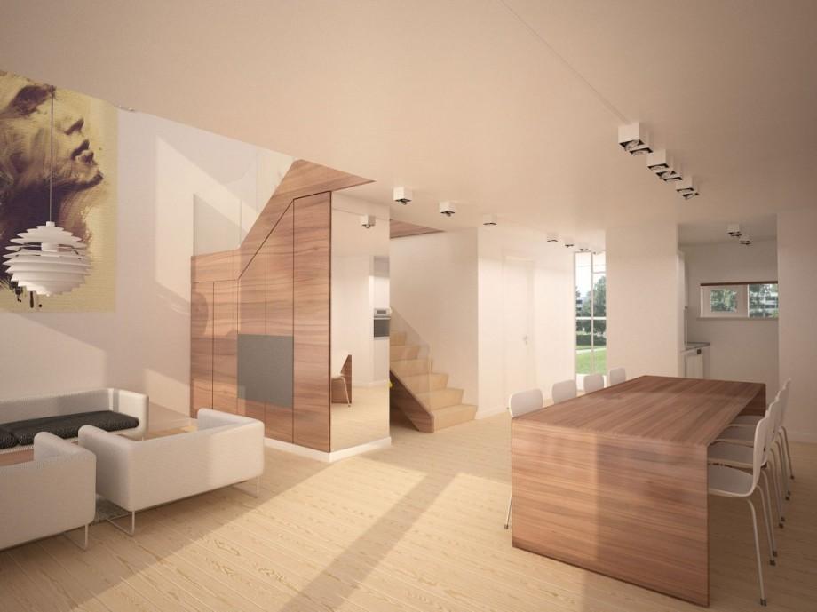 HD wallpapers interieur maison en 3d