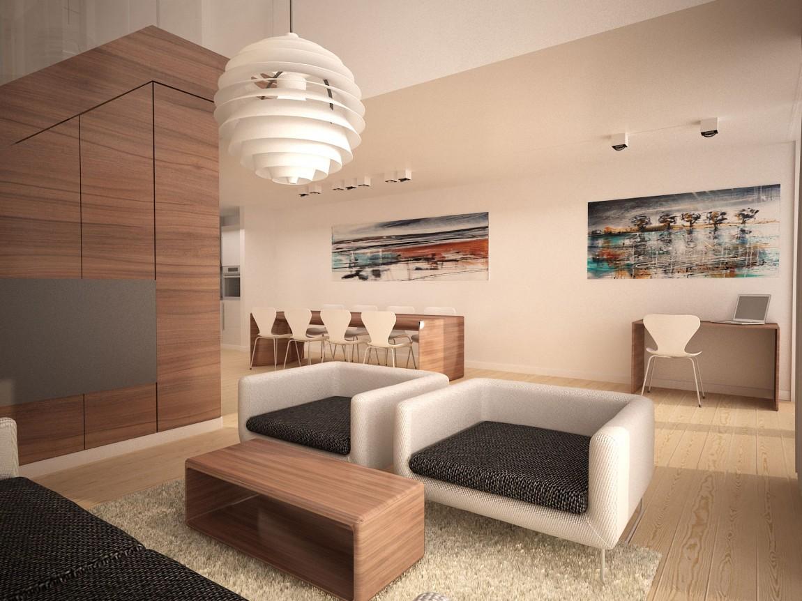 starter house maison en 3d moderne et chaleureuse par simonas petrauskas. Black Bedroom Furniture Sets. Home Design Ideas
