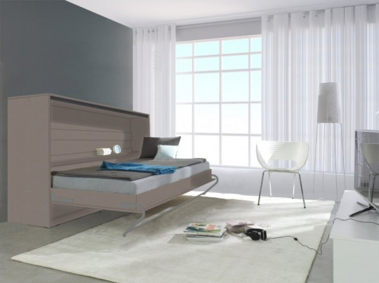 5 astuces pour optimiser l 39 espace dans un petit appartement for Idee bureau pour petit espace