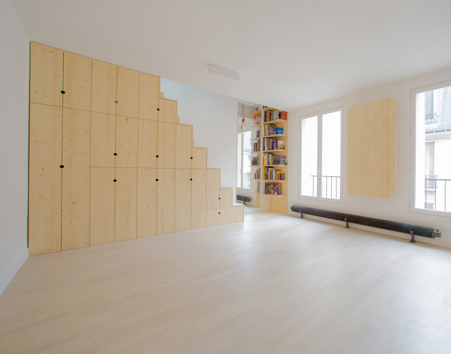 Favori 5 astuces pour optimiser l'espace dans un petit appartement WV55