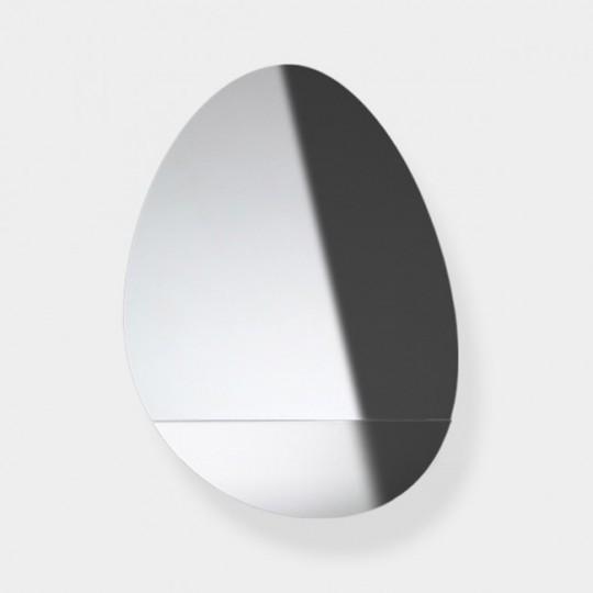 Miroir ovoide système audio à reconnaissance de mouvement Open Mirror