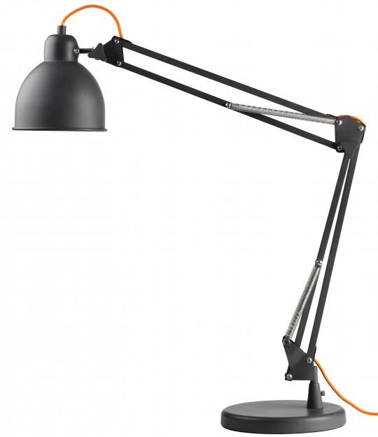 Id e cadeau 3 lampe de bureau industry avec bras articul - Lampe avec bras articule ...