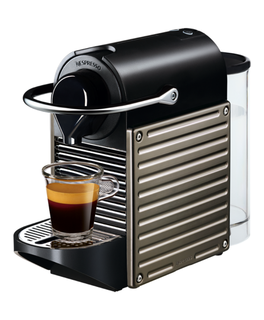 id e cadeau 2 machine caf nespresso pixie by krups avec 88 euros de r duction. Black Bedroom Furniture Sets. Home Design Ideas