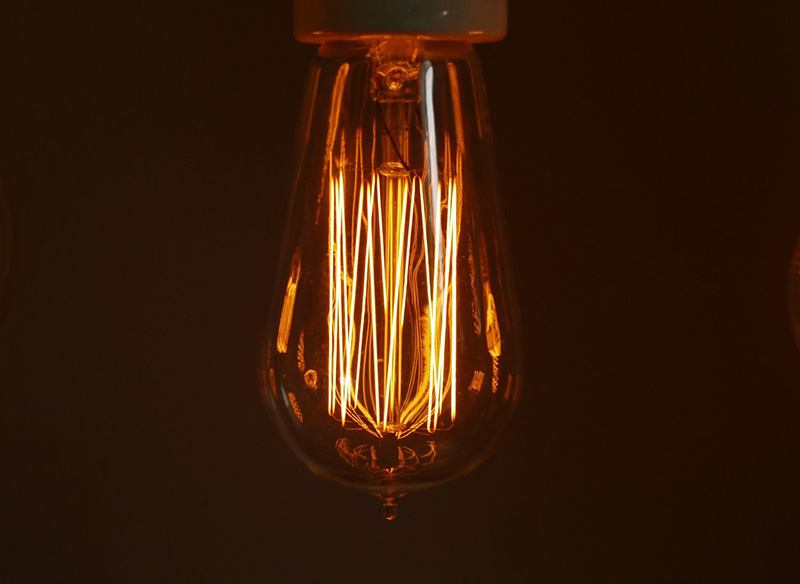 Danlamp : ampoules incandescentes à filament décoratives