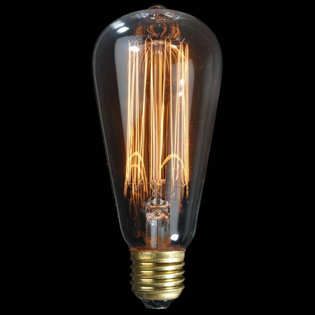 Ampoule incandescence filament originale danlamp - La lampe a incandescence ...