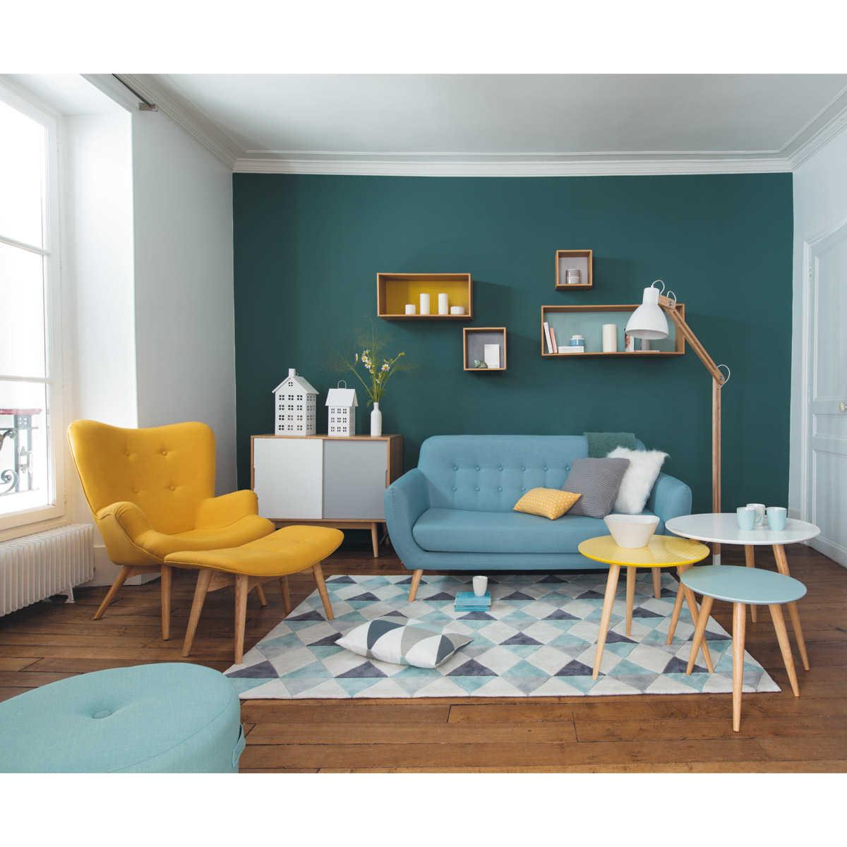 Sélection déco : 5 meubles de la collection vintage Maisons du Monde