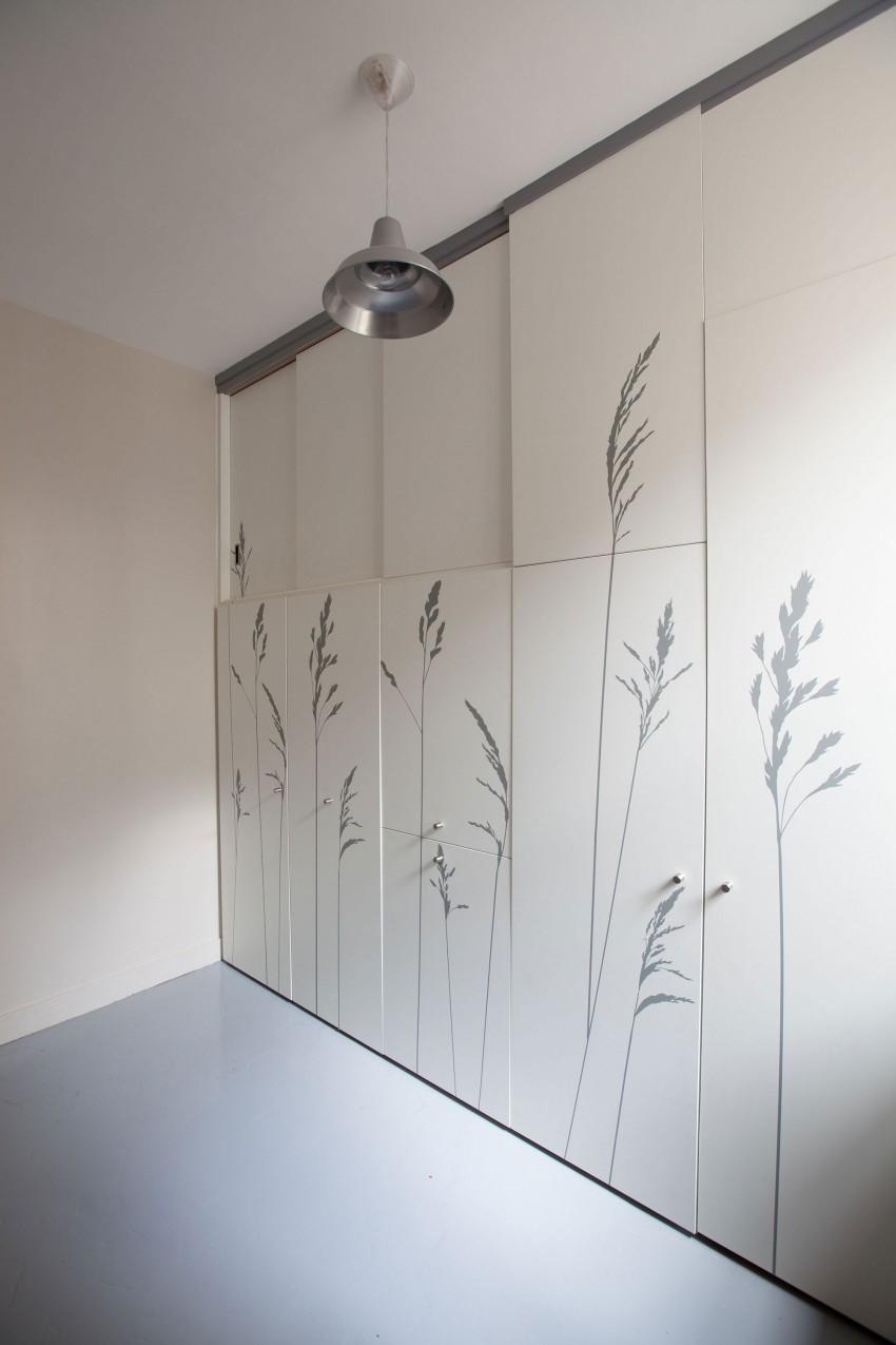 Les secrets d'un studio de 8 mètres carrés parfaitement optimisé