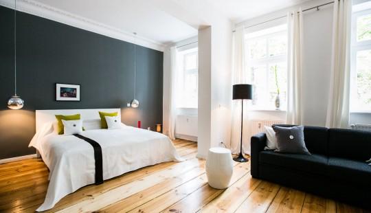 Studio meublé à Berlin à louer