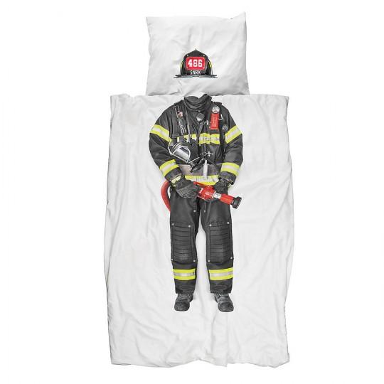 Housse de couette Pompier Snurk