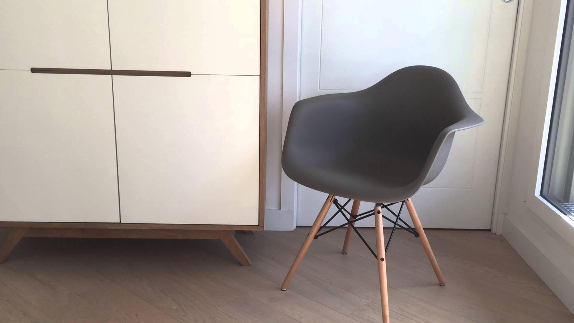 [Video] Review de la chaise DAW commandée sur Chaiseprivee.fr