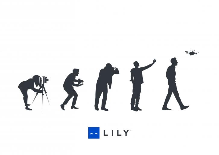 Evolution video moderne avec drone autonome
