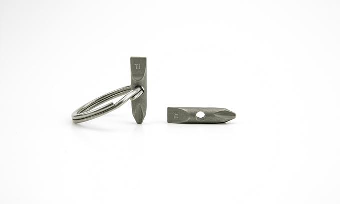 Indispensable : le tournevis de poche à accrocher à votre porte-clés