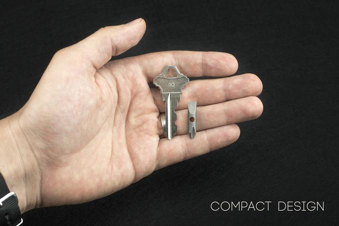 Le tournevis le plus petit du monde
