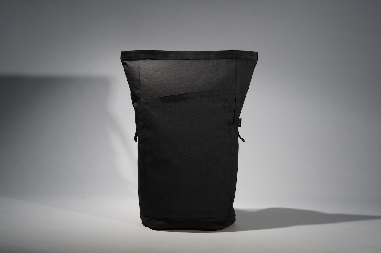 Invisible backpack : le sac à dos urbain ultime