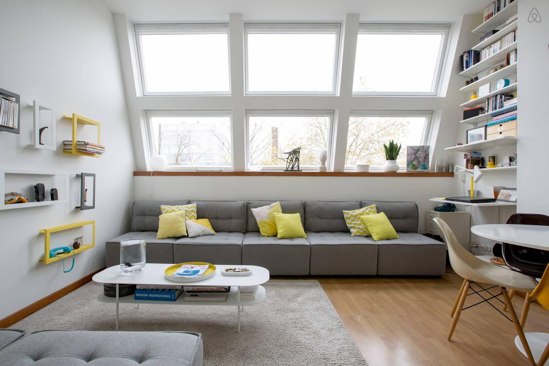 Appartement contemporain Palais des Beaux-Arts à Lille