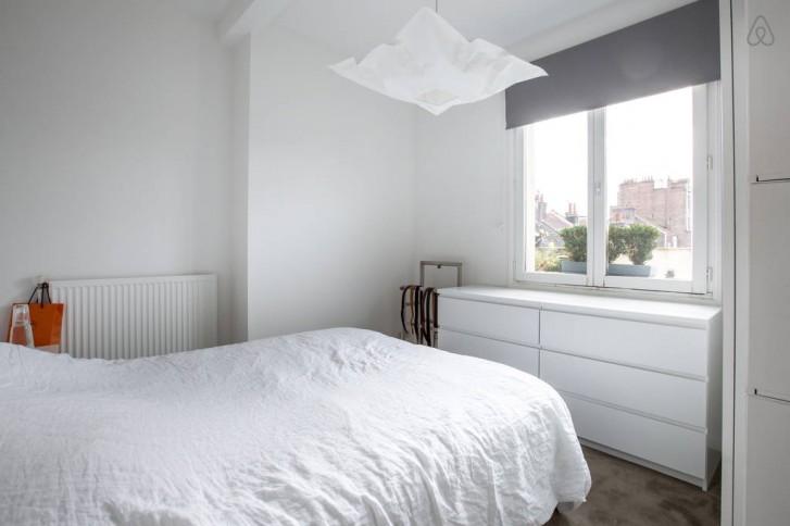 Chambre avec vue sur la terrasse