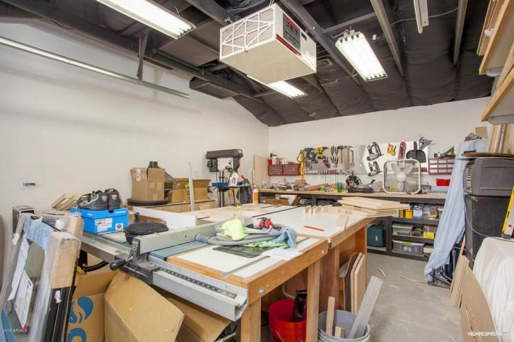 Maison ranch Phoenix Arizona - atelier indépendant