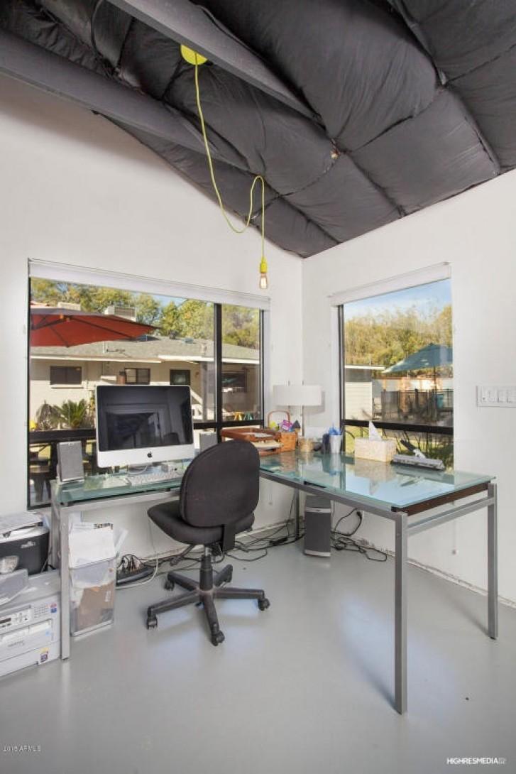 Maison ranch Phoenix Arizona - bureau