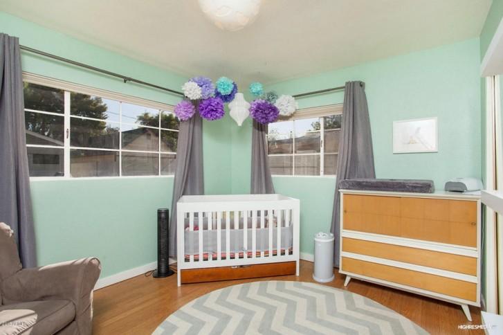 Maison ranch Phoenix Arizona - chambre bébé